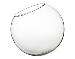 Szklany wazon kula D-15MD  H:13cm D:15cm