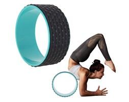 Koło do jogi roller niebieski