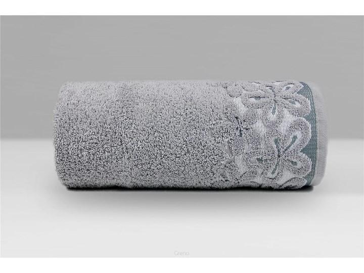 Ręcznik Bella 70x140 cm popielaty