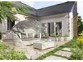 Sofa ogrodowa PORTOFINO royal biała Łóżko Kolor Biały