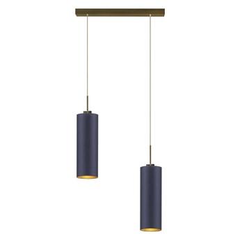 Lampa wisząca do kuchni nad stół MADERA GOLD WYSYŁKA 24H