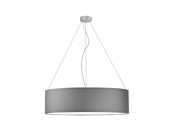 Lampa wisząca zwis fi 80 ASTER abażur walec Lampy wiszące