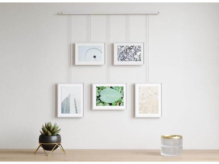 Zestaw ramek na zdjęcia x5 Umbra Exhibit 5 White