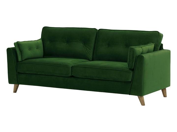 Sofa trzyosobowa Magnus Stała konstrukcja Rozkładanie Nóżki Na nóżkach