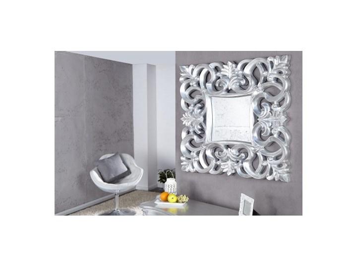 Lustro Venice 75 cm srebrne