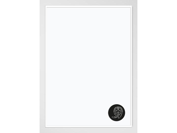 Ramy aluminiowe B2 Ramka na zdjęcia Metal Kolor Biały