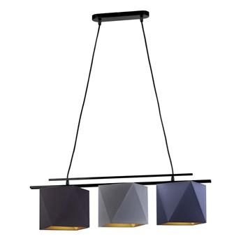 Lampa wisząca w stylu glamour MALIBU GOLD WYSYŁKA 24H