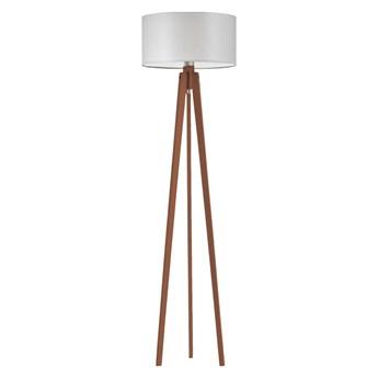 Drewniana lampa stojąca MIAMI WYSYŁKA 24H