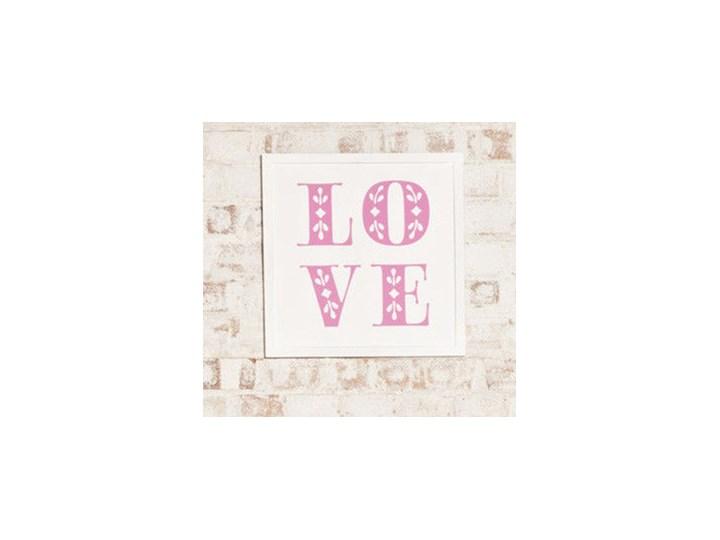 Ramka Na ścianę Love