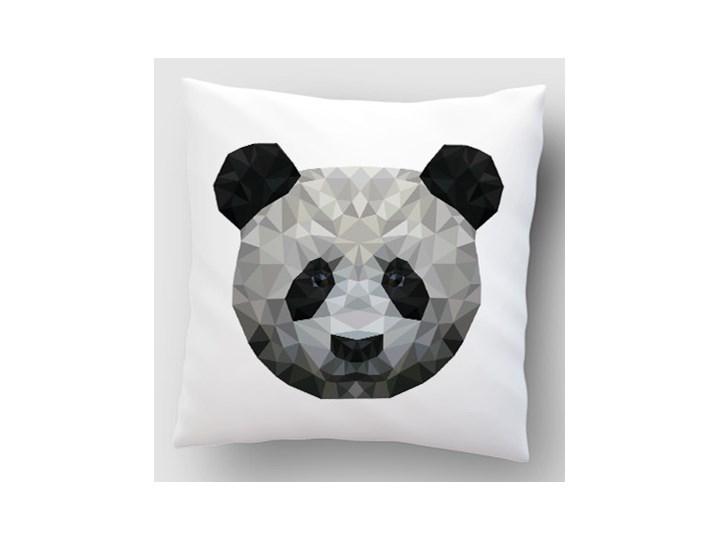 Panda Poliester Kwadratowe Dzianina 40x40 cm Poszewka dekoracyjna Pomieszczenie Pokój nastolatka