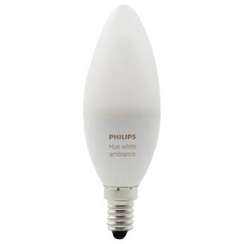 Żarówka LED Philips Hue White Ambiance E14 6 W 470 lm
