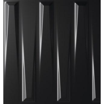 Dutton Black Satin 25x25 płytki dekoracyjne
