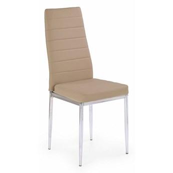 Krzesło K70C - ciemny beż