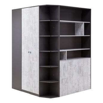 Garderoba narożna TABLO 1        - Salony Agata