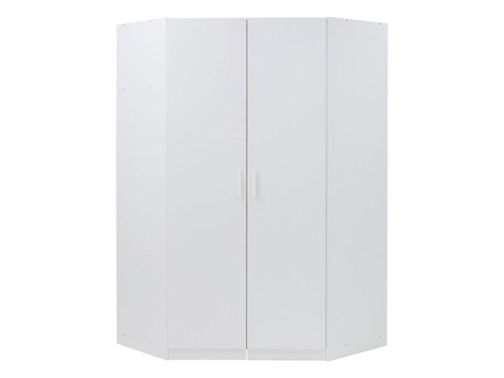 Salony Agata  Szafa narożna ALPIN 2D TYP 06 Pomieszczenie Garderoba Ilość drzwi Dwudrzwiowe
