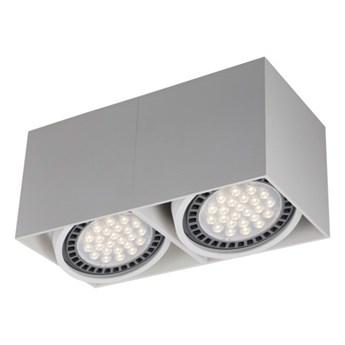Salony Agata  Spot BOX2 ACGU10-116 biały