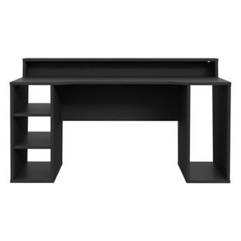Biurko dla gracza TEZAUR czarne       Salony Agata