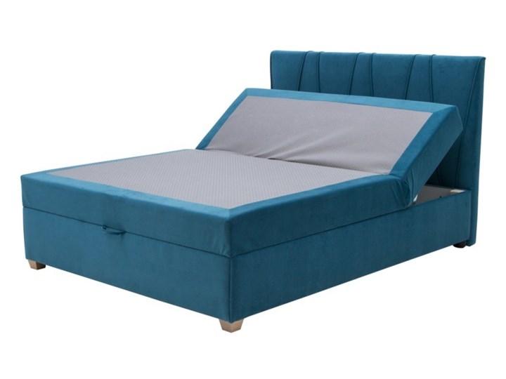 Łóżko kontynentalne MARGO z pojemnikiem 160x200 Kolor Kolor