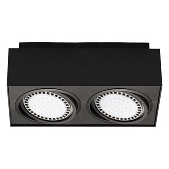 Salony Agata  Spot BOXY CL 2 czarny