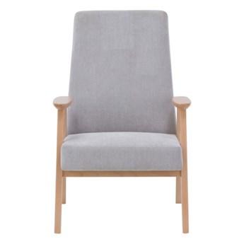 Fotel wypoczynkowy ROKO   szarości   Fotel wypoczynkowy Salony Agata