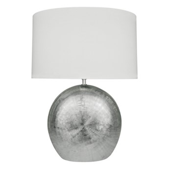Lampa stołowa LEGEND SILVER       Salony Agata
