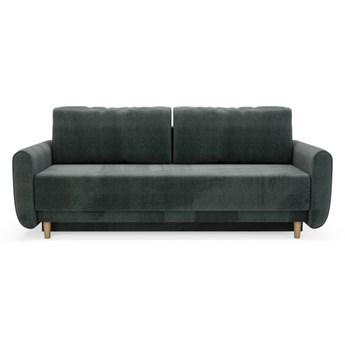 Sofa DINARO 3-osobowa, rozkładana   szarości    Salony Agata