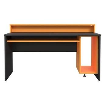 Biurko dla gracza TEZAUR pomarańczowe       Salony Agata