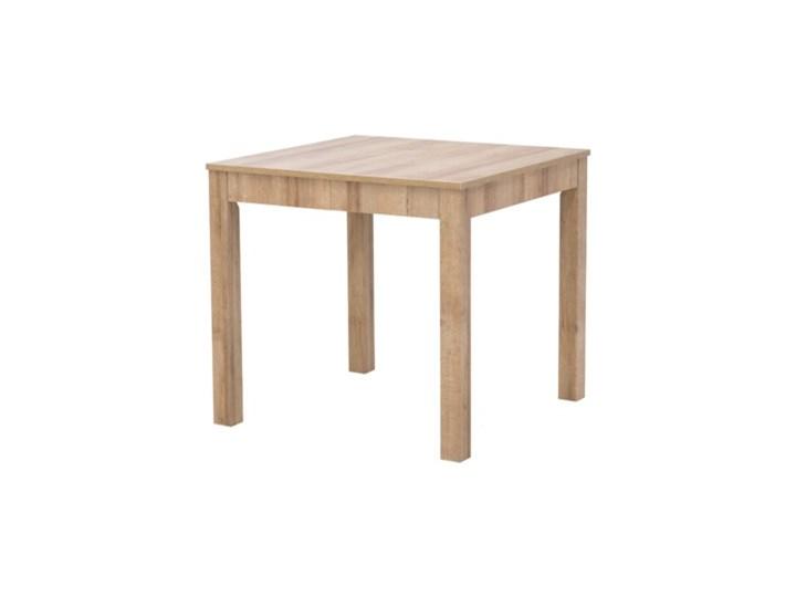 Stół rozkładany PARI Kolor Brązowy Drewno Rozkładanie Rozkładane