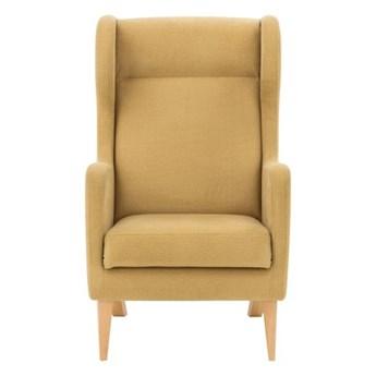 Fotel wypoczynkowy TACO   żółcie pomarańcze    Salony Agata