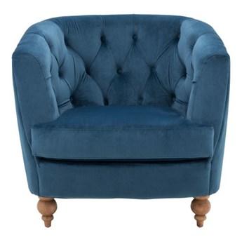 Fotel wypoczynkowy VINTI   zielenie błękity    Salony Agata