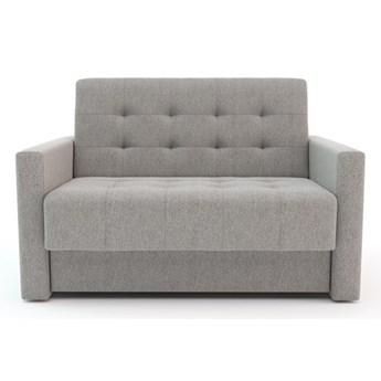Sofa MONDO 2-osobowa, rozkładana   beże brązy    Salony Agata