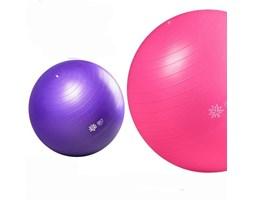 Piłka Gimnastyczna 55cm - FITNESS - AOYI - Piłka do Jogi - Rehabilitacji - Ćwiczeń