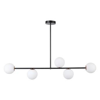 Designerska lampa sufitowa Bella 5 Biały