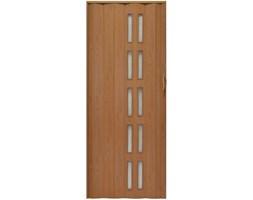 Drzwi harmonijkowe 005S-42-100 calvados mat 100 cm