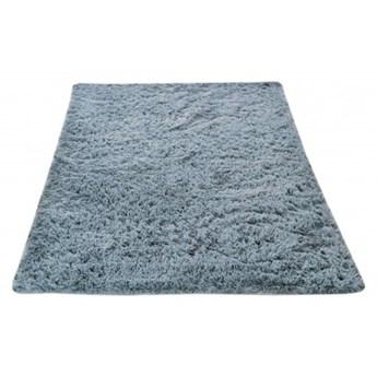 Dywan SHAGGY 120x170 cm - stalowo-szary