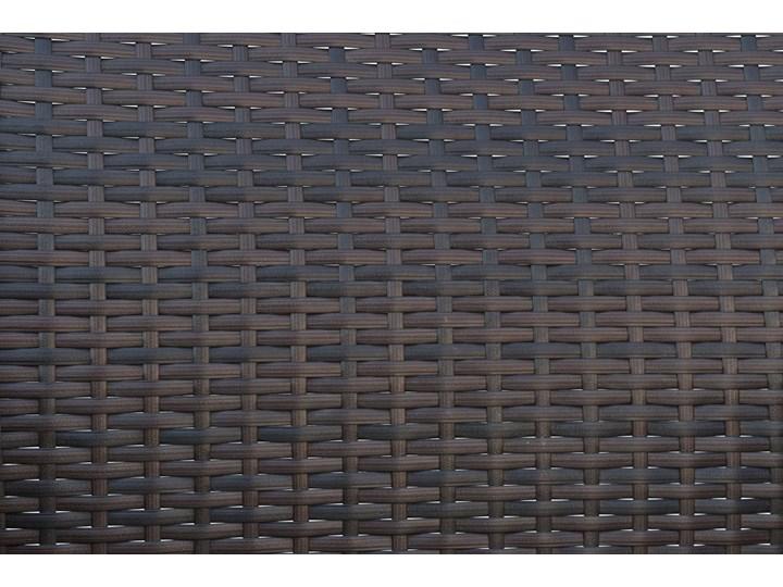 Zestaw mebli ogrodowych Kalina - brązowy Technorattan Zestawy wypoczynkowe Stal Kategoria Zestawy mebli ogrodowych Zawartość zestawu Fotele