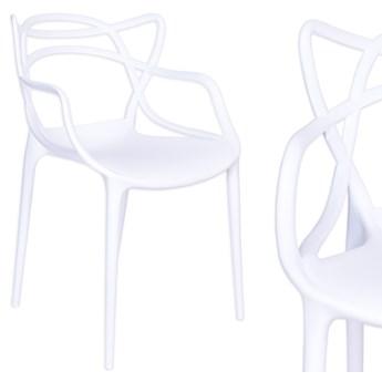 Krzesło K-Lille białe