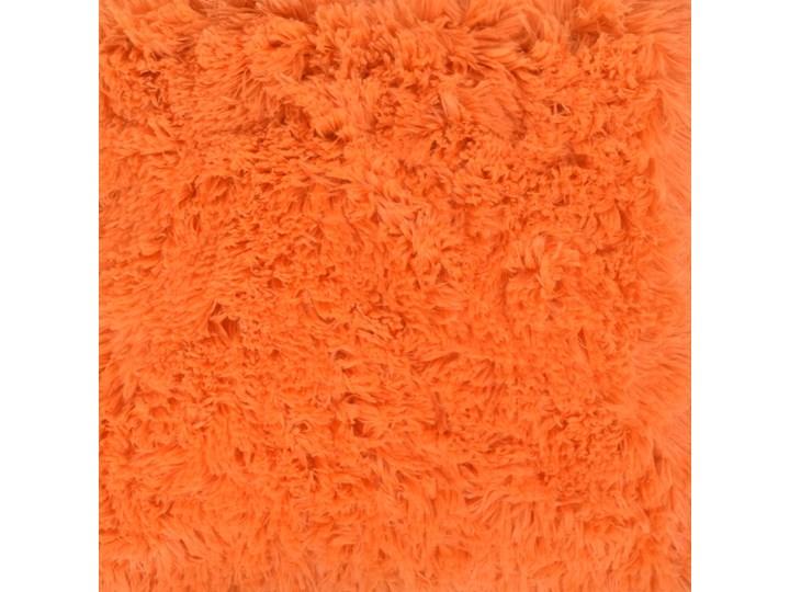 Poszewka dekoracyjna WŁOCHACZ 40 x 40 cm pomarańczowy poranek 40x40 cm Poliester Kwadratowe Kategoria Poduszki i poszewki dekoracyjne Pomieszczenie Pokój przedszkolaka