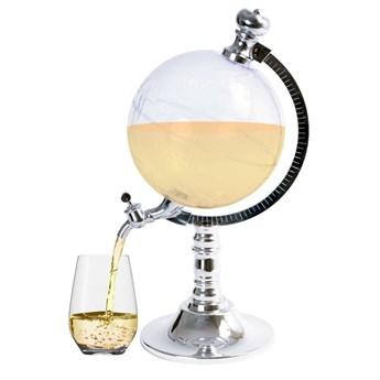 Dystrybutor nalewak do napojów alkoholu - globus