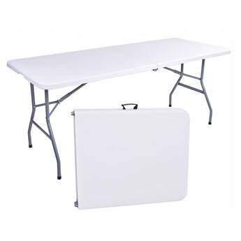 Stół cateringowy FETA składany w walizkę - 180 cm