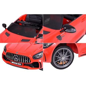 Samochodzik MERCEDES AMG GTR czerwony