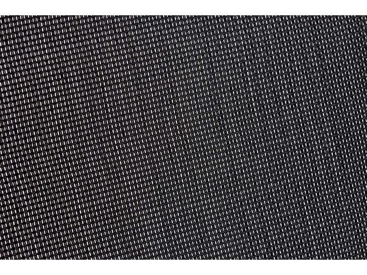 Leżak ogrodowy Orion Zero Gravity -  czarny Tworzywo sztuczne Składane Z regulowanym oparciem Metal Kategoria Leżaki ogrodowe