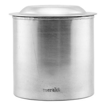 Meraki - Pojemnik do przechowywania Silver