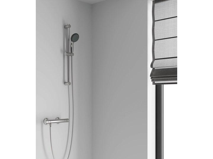 Zestaw prysznicowy Grohe Precision 1-funkcyjny z baterią termostatyczną chrom Wyposażenie Z słuchawką Wyposażenie Z termostatem