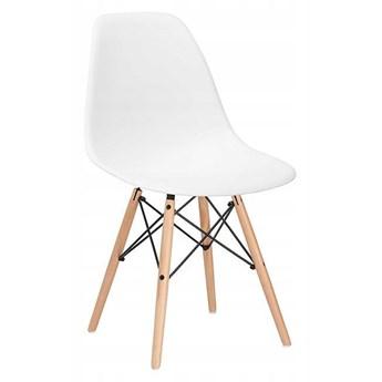 Krzesło dsw milano design białe