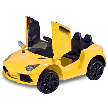 Samochodzik LAMBORGHINI żółty
