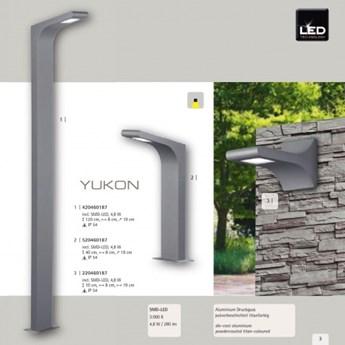 YUKON LAMPA STOJACA LED 420460187 TRIO - ostatnie sztuki - promocja