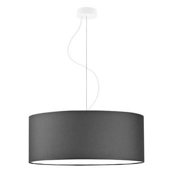 Lampa wisząca do jadalni HAJFA fi - 60 cm - kolor grafitowy WYSYŁKA 24H