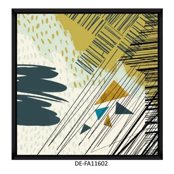 Obraz Marks and Stripes II 70x70 DE-FA11602 MINDTHEGAP DE-FA11602 | SPRAWDŹ RABAT W KOSZYKU !