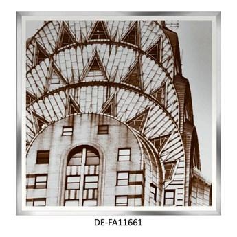 Obraz Chrysler Building Sepia 90x90 DE-FA11661 MINDTHEGAP DE-FA11661   SPRAWDŹ RABAT W KOSZYKU !